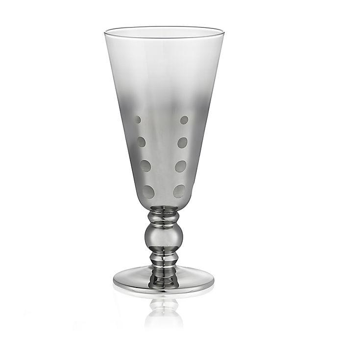 Alternate image 1 for Artland® Roxanne Goblets in Silver (Set of 4)