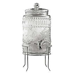 Fifth Avenue Crystal Bradford 2-Gallon Beverage Dispenser