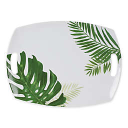 Everyday White® by Fitz and Floyd Palm Rectangular Serving Platter