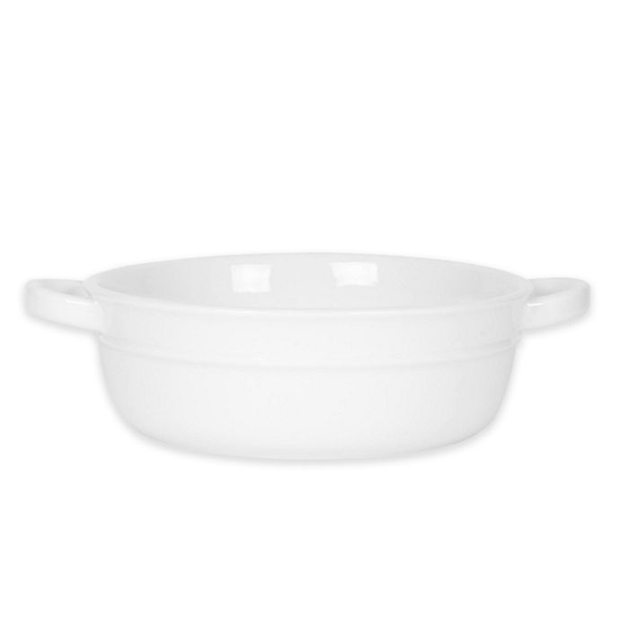 Alternate image 1 for Everyday White® by Fitz and Floyd® Oven-To-Table Hot Serving Bowl in White