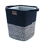 UGG® Aira Rope Wastebasket in Navy