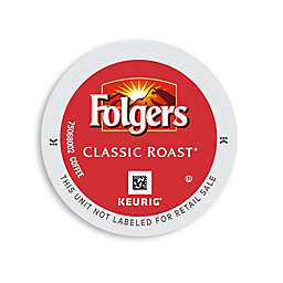 Keurig® K-Cup® Pack 48-Count Folgers® Classic Roast Coffee