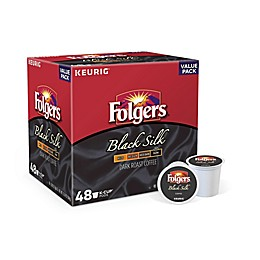 Folgers® Black Silk Coffee Keurig® K-Cup® Pods 48-Count
