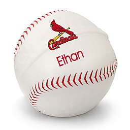 Designs by Chad and Jake MLB St. Louis Cardinals Plush Baseball