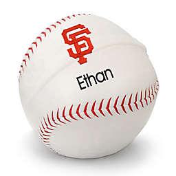 Designs by Chad and Jake MLB San Francisco Giants Plush Baseball