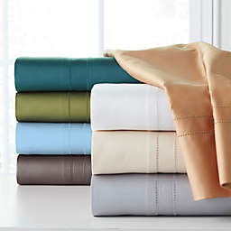 Pointehaven Long Staple 620-Thread-Count Pillowcases (Set of 2)