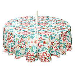 Destination Summer Odesa Round Tablecloth