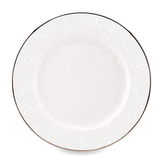 Alternate image 1 for Marchesa by Lenox® Porcelain Lace™ 6-Inch Butter Plate