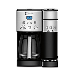 Cuisinart® Coffee Center™ 12-Cup Coffee Maker and Single Serve Brewer