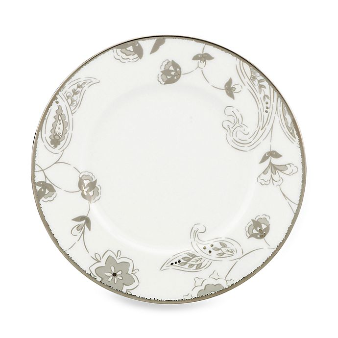 Alternate image 1 for Lenox® Paisley Terrace Salad Plate