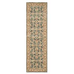Safavieh Antiquity 2'3 x 8' Quincy Rug in Teal Blue