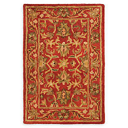 Safavieh Antiquity 2'3 x 4' Peyton Rug in Red