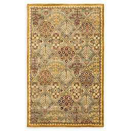 Safavieh Antiquity Estera Handcrafted Rug in Light Blue