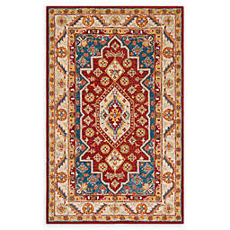 Safavieh Antiquity Dahra 8-Foot x 10-Foot Area Rug in Red