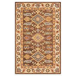 Safavieh Antiquity 4' x 6' Anoush Rug in Dark Brown