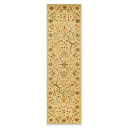 Safavieh Antiquity 2'3 x 12' Lara Rug in Ivory