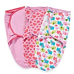 SwaddleMe® Original Swaddle Small/Medium 3-Pack Elephant Heards