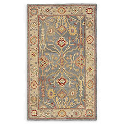 Safavieh Antiquity Bara Handcrafted Rug in Blue