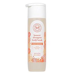 Honest 10 fl. oz. Shampoo + Body Wash Deeply Nourishing in Apricot Kiss