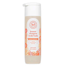 Honest 10 fl. oz. Shampoo + Body Wash Deeply Nourishing in Apricot Kiss