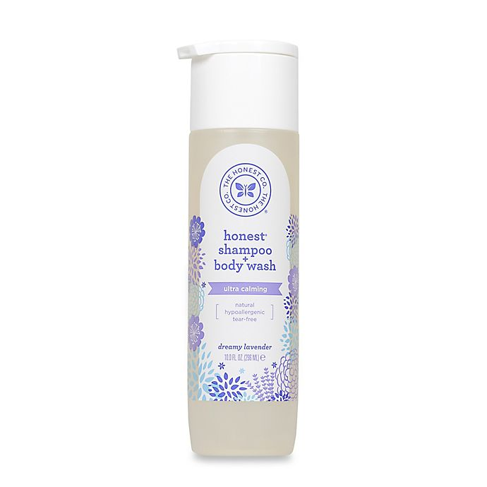 Alternate image 1 for Honest 10 fl. oz. Shampoo and Body Wash in Dreamy Lavender