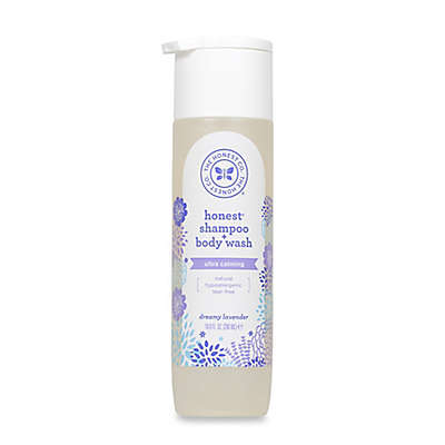 Honest 10 fl. oz. Shampoo and Body Wash in Dreamy Lavender
