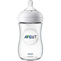 Philips Avent Natural 9 oz. Baby Bottle