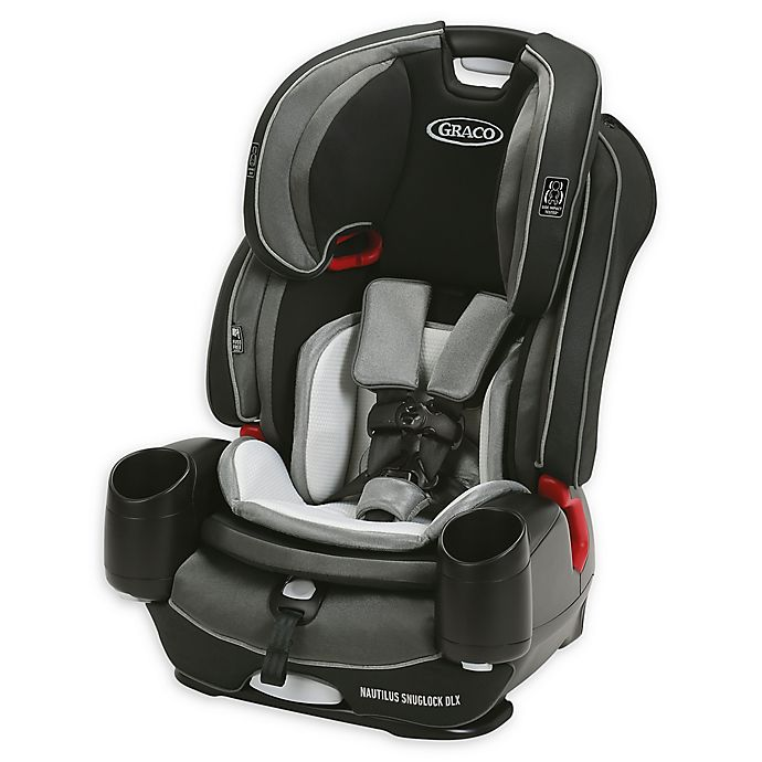 Alternate image 1 for Graco® Nautilus® SnugLock® DLX 3-in-1 Harness Booster in Apollo