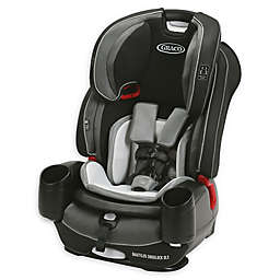 Graco® Nautilus® SnugLock® DLX 3-in-1 Harness Booster in Apollo