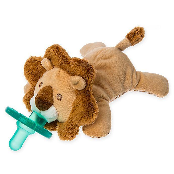 Alternate image 1 for Mary Meyer WubbaNub™ Lion Infant Pacifier