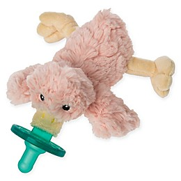 Mary Meyer WubbaNub™ Duck Infant Pacifier in Pink