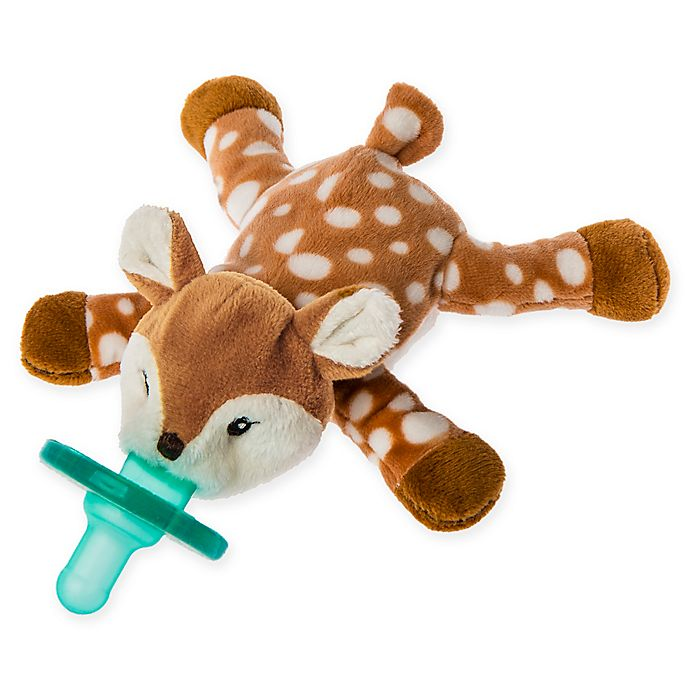 Alternate image 1 for Mary Meyer WubbaNub™ Fawn Infant Pacifier