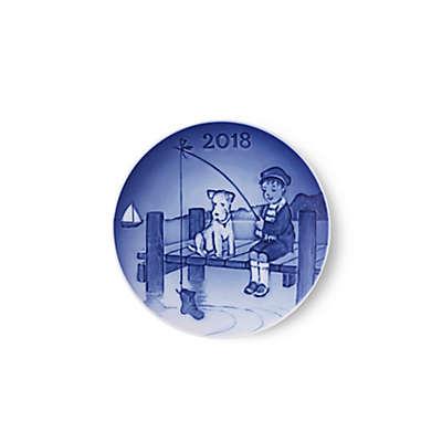 Bing & Grondahl 2018 Children's Day Plate