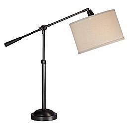 Kathy Ireland® Spotlight Table Lamp in Bronze