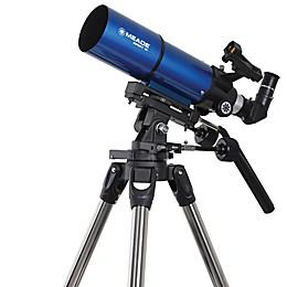 Meade® Instruments Infinity Series 80mm Refractor Telescope in Blue