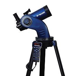 Meade® Instruments StarNavigator NG 90mm Maksutov-Cassegrain Telescope in Blue