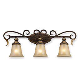 ELK Lighting 3-Light Vanity Bar-Burnt Bronze