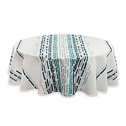 Noritake® Milo 70-Inch Round Tablecloth