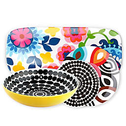 French Bull® Foli Multicolor Dinnerware Collection