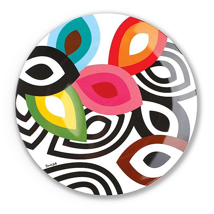 Alternate image 1 for French Bull® Foli Multicolor Dinner Plates (Set of 4)