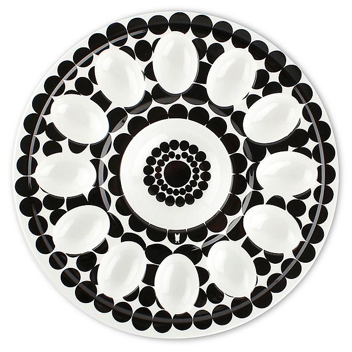 Alternate image 1 for French Bull® Foli Egg Platter