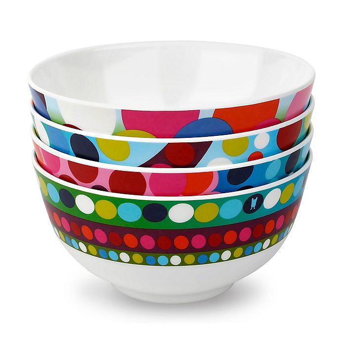 Alternate image 1 for French Bull® Bindi Soup Bowls (Set of 4)