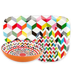 French Bull® Ziggy Multicolor Dinnerware Collection