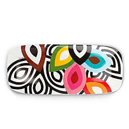 French Bull® Ziggy Multicolor Rectangular Platter
