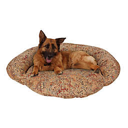Carolina Pet Tapestry Bolster Large Pet Bed