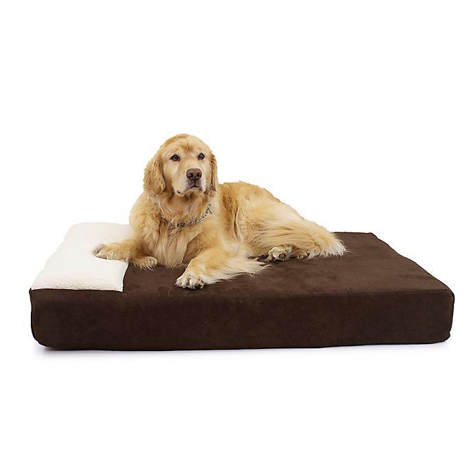 Alternate image 1 for Carolina Pet Plus-Size Lounger Pet Bed