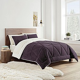 UGG® Avery 3-Piece Reversible Comforter Set