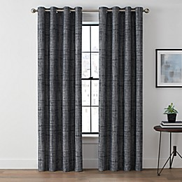 Brookstone® Harris Grommet Window Curtain Panel