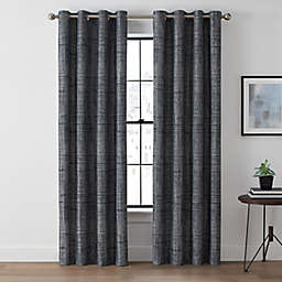 Brookstone® Harris Grommet 100% Blackout Window Curtain Panel
