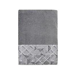 Croscill® Sloan Bath Towel in Grey